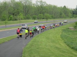 2015 Spring Family Bike Ride