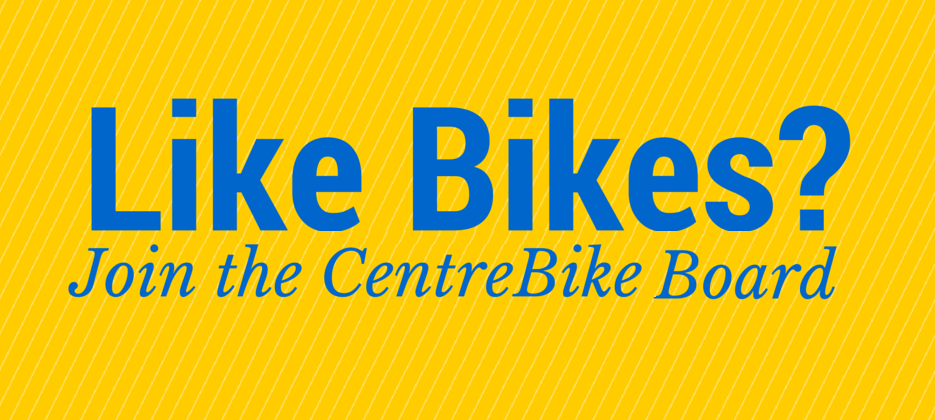 join centrebike board