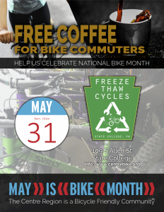 Commuter Coffee @ Freeze Thaw Cycles  | State College | Pennsylvania | United States