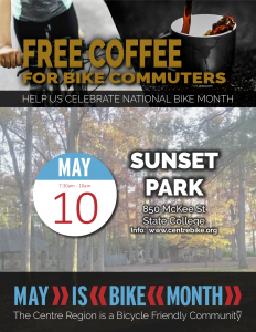 Commuter Coffee @ Sunset Park | State College | Pennsylvania | United States