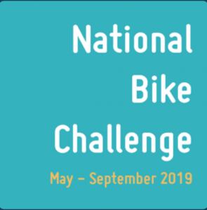 NATIONAL BIKE CHALLENGE BEGINS